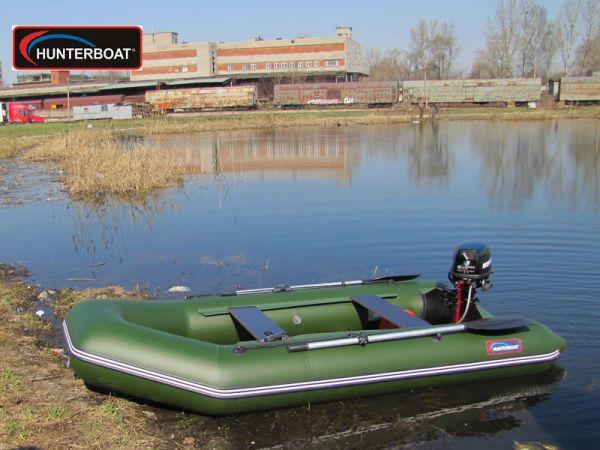 все модели лодки из пвх хантер
